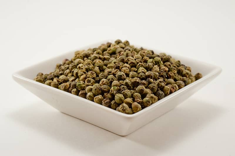 Peppercorn, Green