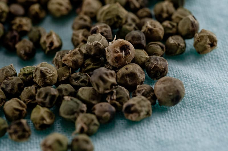 Peppercorn, Malabar Black